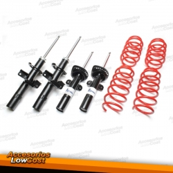 KIT SUSPENSION DEPORTIVA FORD MONDEO 10/2000-05/2007