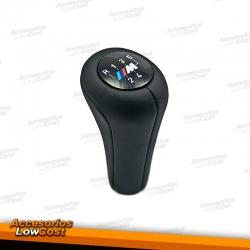 POMO PIEL PALANCA DE CAMBIOS BMW