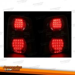 PILOTOS LED ROJO AHUMADO SEAT LEON 1P 04-09