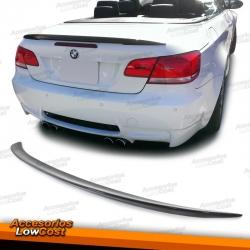 SPOILER PERFORMANCE EN CARBONO PARA MALETERO DE BMW E93 Cabrio, 07-10