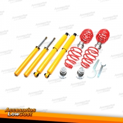 KIT SUSPENSIONES ROSCADAS OPEL CALIBRA