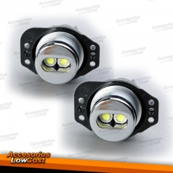 BOMBILLAS LED OJOS DE ANGEL BMW SERIE 3 E90/E91 6W