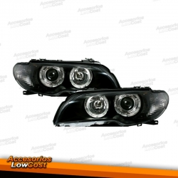 FAROS OJOS ANGEL BMW E46 COUPE/CABRIO