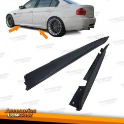 TALONERAS LATERALES BMW SERIE 3 E90 E91