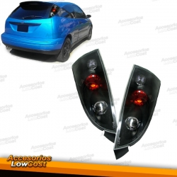 PILOTOS FORD FOCUS 98-04 COLOR NEGRO.3/5 P