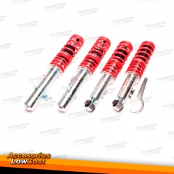KIT SUSPENSIONES ROSCADAS MINI COOPER 03/2002 -