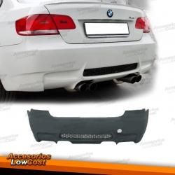 PARAGOLPES TRASERO PARA BMW E92/E93 COUPE/CABRIO (06-14) LOOK M3