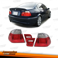 PILOTOS TRASEROS LED BMW E46 BERLINA 98-01