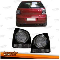 PILOTOS TRASEROS LED VW POLO 9N,01-05