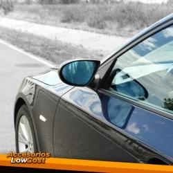 KIT DE RETROVISORES DEPORTIVOS ABATIBLES ELÉCTRICAMENTE BMW E60 04-05
