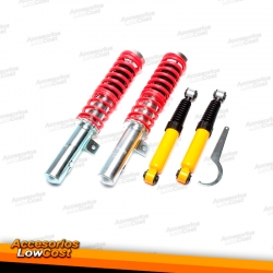 KIT SUSPENSIONES ROSCADAS CITROEN XSARA 1997 - 2006