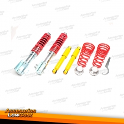 KIT SUSPENSIONES ROSCADAS FIAT COUPE 1994 - 2000