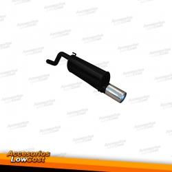 SILENCIOSO / ESCAPE PARA FIAT GRANDE PUNTO ABARTH 09/2007-09/2009