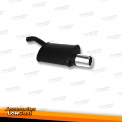 SILENCIOSO / ESCAPE PARA FORD FOCUS I 10/1998-10/2004