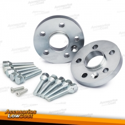 SEPARADORES 20 MM o57,0 PARA BMW E30, SEAT 6K, VW GOLF 2/3 4X100