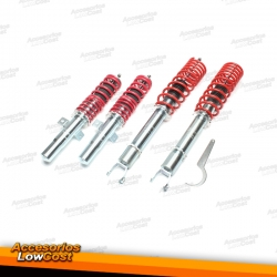 KIT SUSPENSIONES ROSCADAS FORD KA 09/1996 - 10/1998