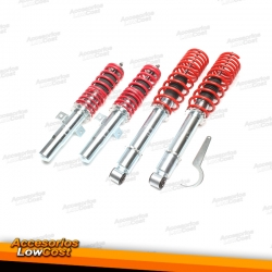 KIT SUSPENSIONES ROSCADAS MAZDA 121 10/1998 - 03/2000