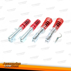 KIT SUSPENSIONES ROSCADAS MAZDA 323/323F