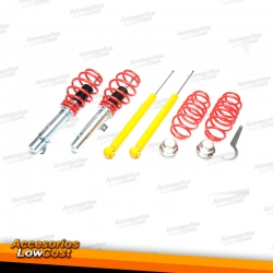 KIT SUSPENSIONES ROSCADAS MAZDA 2