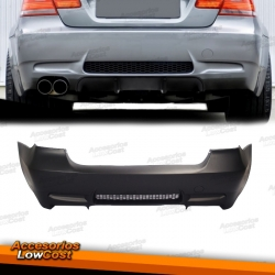 PARAGOLPES TRASERO PACK M PARA BMW SERIE 3 E92 E93 (06-13) con PDC