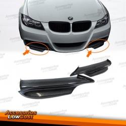 SPLITTERS DELANTEROS PARA BMW E90