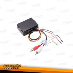 DECODIFICADOR PARA FIBRA OPTICA MERCEDES ML, E, CLS, SLK