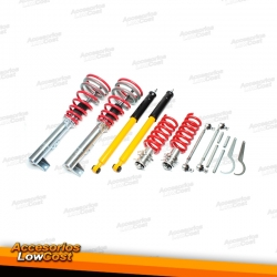 KIT SUSPENSIONES ROSCADAS MERCEDES CLASE CLK W209 2002 - 2010