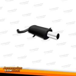 SILENCIOSO / ESCAPE PARA MINI COOPER ONE 2001-