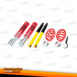 KIT SUSPENSIONES ROSCADAS OPEL CORSA 10/1982 - 07/1995