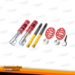 KIT SUSPENSIONES ROSCADAS OPEL TIGRA 2004 - 2009