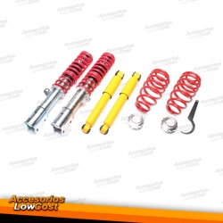 KIT SUSPENSIONES ROSCADAS OPEL ZAFIRA 11/1998 - 12/2004
