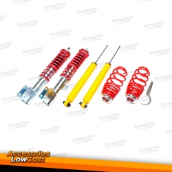 KIT SUSPENSIONES ROSCADAS PEUGEOT 307 05/2001 - 2008