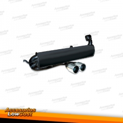 SILENCIOSO / ESCAPE PARA SMART FORTWO 04/2007-