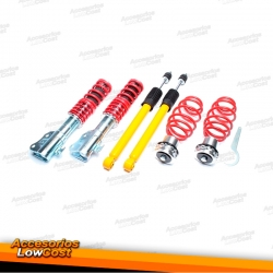 KIT SUSPENSIONES ROSCADAS TOYOTA YARIS 04/1999 - 09/2005