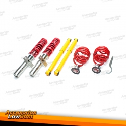 KIT SUSPENSIONES ROSCADAS VOLKSWAGEN SHARAN