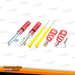 KIT SUSPENSIONES ROSCADAS VOLVO S40, V50 2004 -