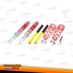 KIT SUSPENSIONES ROSCADAS VOLVO S70 01/1997 - 09/2002