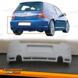 PARAGOLPES TRASERO ESTILO R32 PARA VW GOLF 4