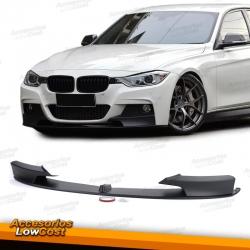 SPOILER DELANTERO DE PARAGOLPES M PARA BMW Serie 3 F30 2011-, LOOK PERFORMANCE