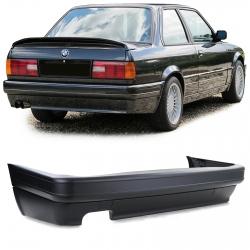 PARAGOLPES TRASERO BMW E30 M TECHNIX 2  EN PLASTICO ABS