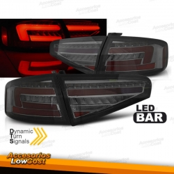 PILOTOS TRASEROS LED CON INTERMITENTE DINÁMICO LED PARA AUDI A4 B8 (11-15)