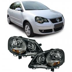 Faros delanteros para VW POLO VI (05-09)