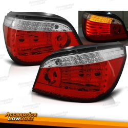 PILOTOS TRASEROS LED BMW SERIE 5 E60