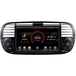 RADIO DVD GPS BLUETOOTH FIAT 500