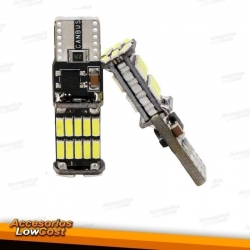 1 BOMBILLA LED POSICION CANBUS 9 SMD