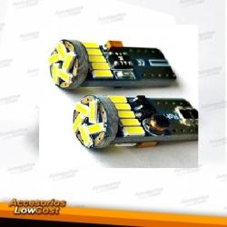 1 BOMBILLA LEDS POSICION CANBUS 30 SMD