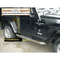 ESTRIBERAS LATERALES JEEP GRAND CHEROKEE