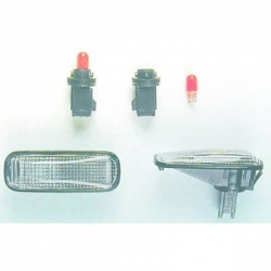 INTERMITENTES LATERALES BLANCOS PARA HONDA CIVIC 96-01