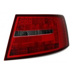 FAROLINS TRASEIROS LED AUDI A6 4F
