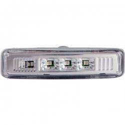 INTERMITENTE LATERAL LED E39 95-03 CLARO-CROMO